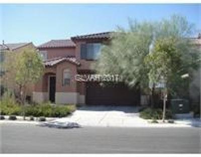 North Las Vegas Rental For Rent: 5537 Ayers Cliff Street