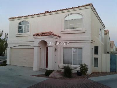 Blue Diamond, Boulder City, Henderson, Las Vegas, North Las Vegas, Pahrump Single Family Home Contingent Offer: 8849 West Cornwall Glen Avenue