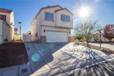 North Las Vegas Single Family Home For Sale: 6616 Petrified Forest Street