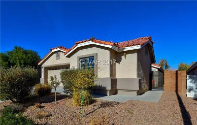 North Las Vegas Single Family Home For Sale: 4408 Meadowlark Wing Way