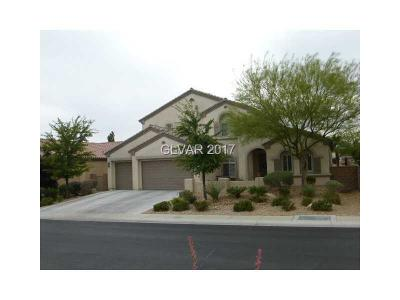 North Las Vegas Single Family Home For Sale: 7317 Redhead Drive