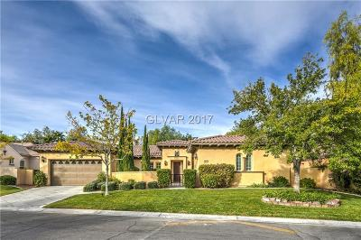 Clark County Single Family Home Contingent Offer: 1417 Chambolle Court