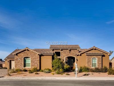 Clark County Single Family Home For Sale: 2815 Candelaria Drive