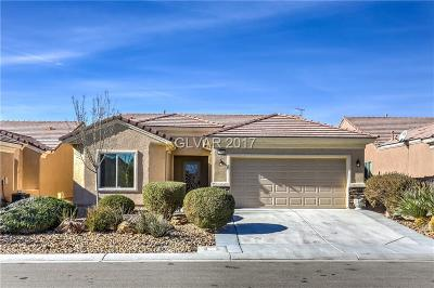 North Las Vegas Single Family Home Contingent Offer: 7725 Island Rail Drive