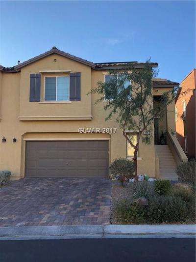 North Las Vegas Condo/Townhouse Contingent Offer: 6309 Pageant Street
