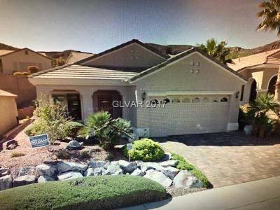 Sun City Macdonald Ranch Single Family Home Contingent Offer: 1835 Towering Mesa Avenue