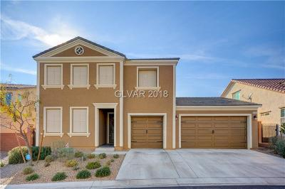 North Las Vegas Single Family Home For Sale: 6513 Becket Creek Court