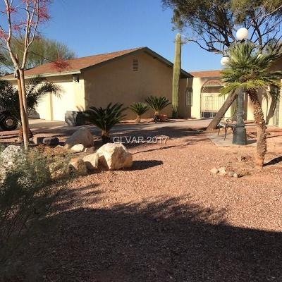 Las Vegas  Single Family Home For Sale: 3030 Westwind Road