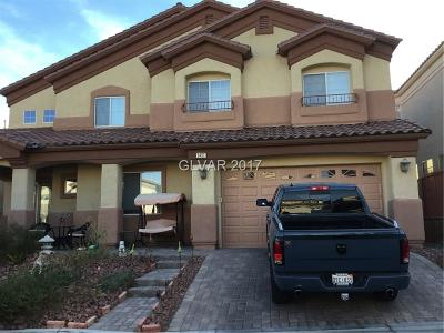 Las Vegas  Single Family Home For Sale: 9457 Wakashan Avenue