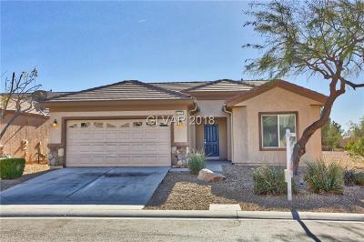 North Las Vegas Single Family Home For Sale: 3521 Kingbird Drive