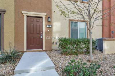 North Las Vegas Condo/Townhouse Contingent Offer: 4650 Ranch House Road #38
