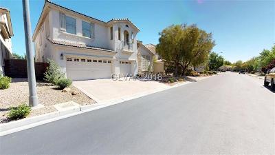 Las Vegas Single Family Home For Sale: 4664 Laurentia Avenue