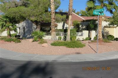 Condo/Townhouse Contingent Offer: 8644 Desert Holly Drive