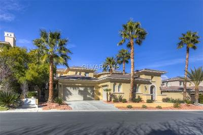 Las Vegas Single Family Home For Sale: 209 Royal Aberdeen Way