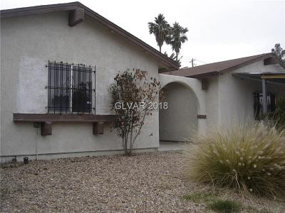 Las Vegas NV Single Family Home For Sale: $235,000