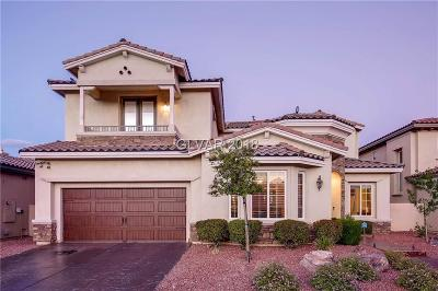 Las Vegas Single Family Home For Sale: 2022 Country Cove Court
