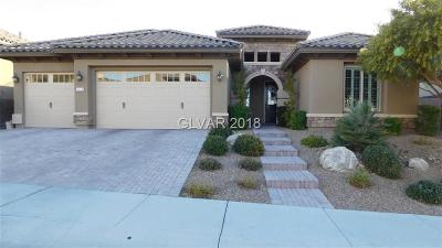 Single Family Home For Sale: 2553 Luberon Drive