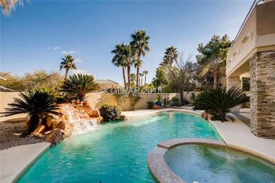 Las Vegas Single Family Home For Sale: 2000 Winter Wind Street