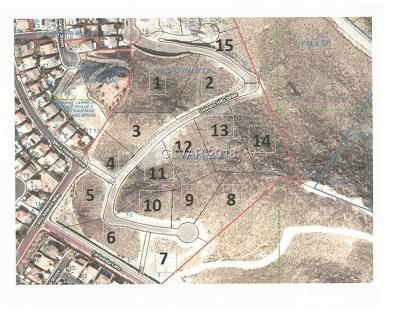Clark County Residential Lots & Land For Sale: 317 Unicorn Hills Drive
