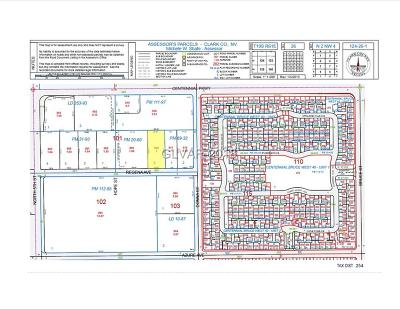 North Las Vegas Residential Lots & Land For Sale: 880 Regena Avenue