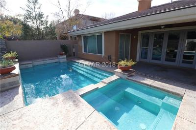 Henderson Single Family Home For Sale: 20 Feather Sound Drive