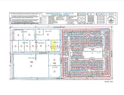 North Las Vegas Residential Lots & Land For Sale: 940 Regena Avenue