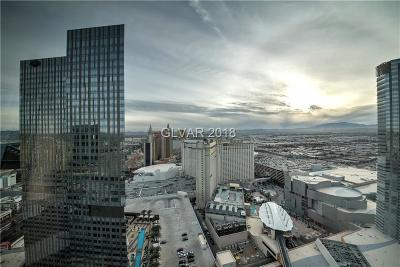 High Rise For Sale: 3726 Las Vegas Boulevard #3406