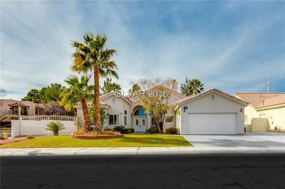Las Vegas  Single Family Home For Sale: 2253 Oasis Palm Court
