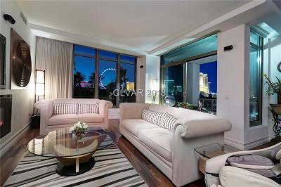 Las Vegas High Rise For Sale: 1 Hughes Center Drive #402