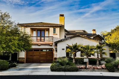 Las Vegas Single Family Home For Sale: 3043 East Red Springs Drive