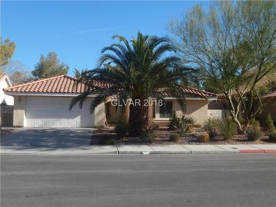 Single Family Home Contingent Offer: 2302 Fairbourne Way