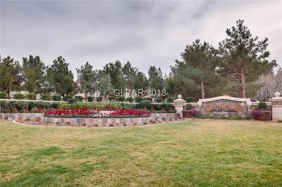 Seven Hills Single Family Home Contingent Offer: 3007 Panorama Ridge Drive