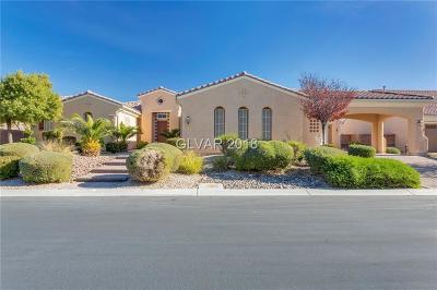 Las Vegas NV Single Family Home For Sale: $609,900