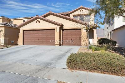 North Las Vegas NV Single Family Home Contingent Offer: $329,900