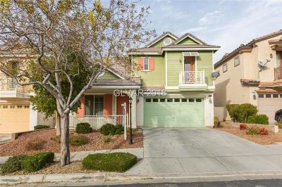 Single Family Home For Sale: 2836 Radiant Flame Avenue