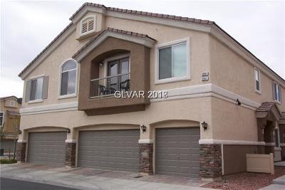 North Las Vegas Condo/Townhouse Contingent Offer: 3205 Regal Swan Place #3