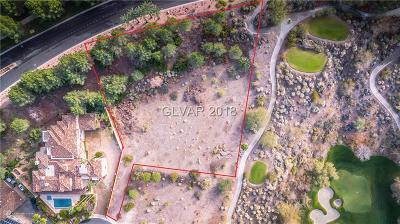 Henderson Residential Lots & Land For Sale: 1 Costa Del Sol Court