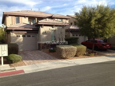 North Las Vegas Single Family Home Contingent Offer: 3904 Kettle Falls Avenue