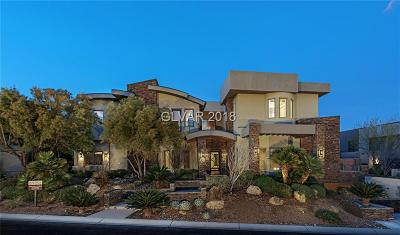 Summerlin Village 18 Ridges Pa, Summerlin Village 18 Ridges Pc, Summerlin Village 18 The Ridge Single Family Home Contingent Offer: 68 Wildwing Court