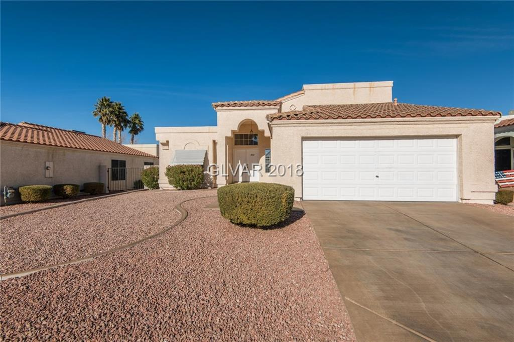 432 Opal Drive, Henderson, NV | MLS# 1957250 | EXIT Realty Number
