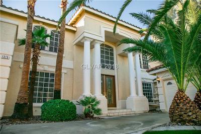 Las Vegas Single Family Home For Sale: 1315 Athens Point Avenue