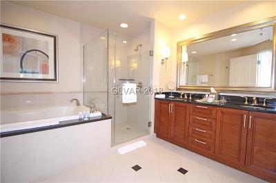 Las Vegas High Rise For Sale: 145 East Harmon Avenue #32 -605