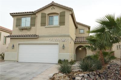 Las Vegas  Single Family Home For Sale: 4959 Bella Strada Court
