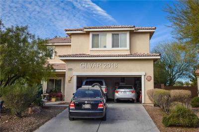 Single Family Home For Sale: 6533 Sierra Sands Street