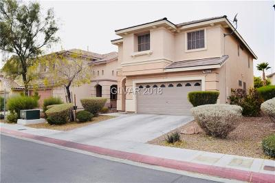 Single Family Home Contingent Offer: 6933 Willow Warbler Street