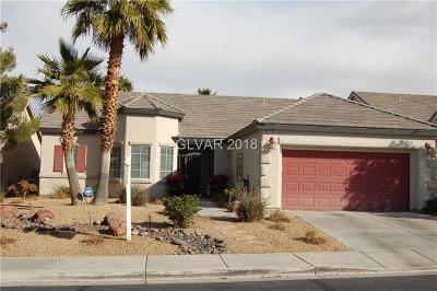 Henderson Single Family Home For Sale: 280 Juniper Springs Street