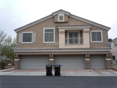 North Las Vegas Condo/Townhouse Contingent Offer: 3612 Indigo Flower Street #3