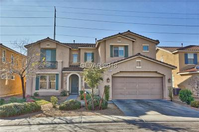 North Las Vegas Single Family Home Contingent Offer: 1913 Gentle Dawn Avenue