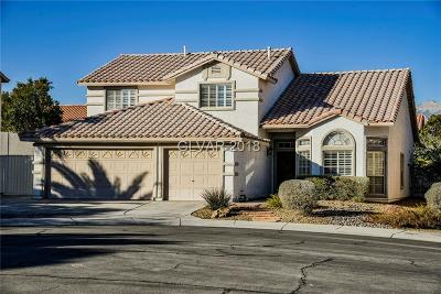 Single Family Home For Sale: 3109 Serrano Court