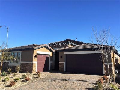 Henderson, Las Vegas Single Family Home For Sale: 8308 Sonora Del Sol Street #LOT 18